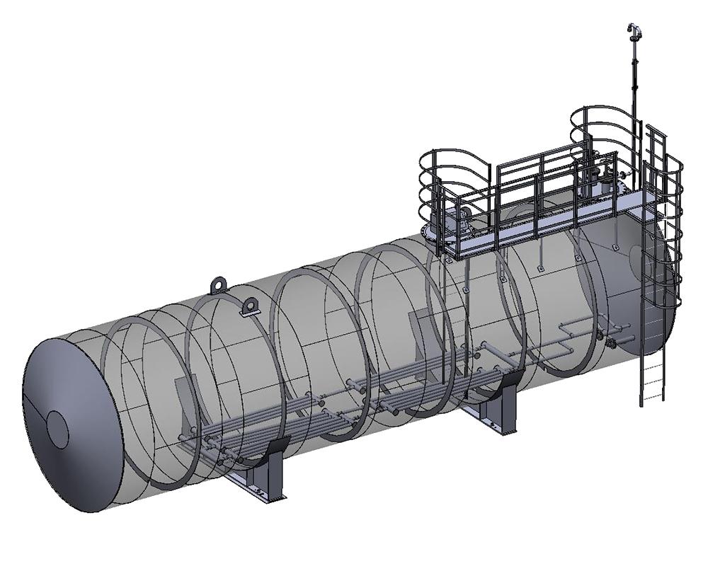 РГСн 25-100м3