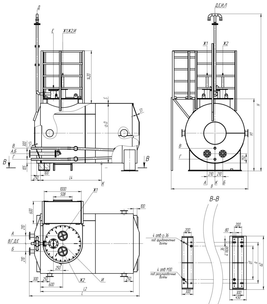 РГСн 3-10 м3