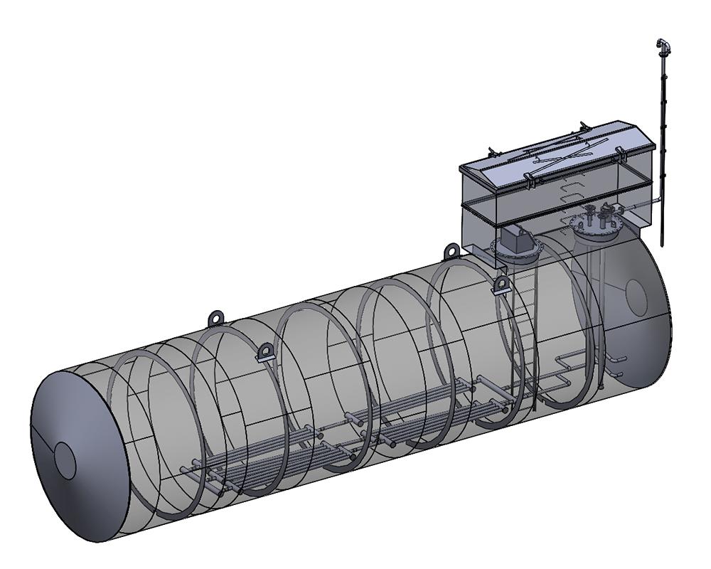 РГСп 25-100 м3