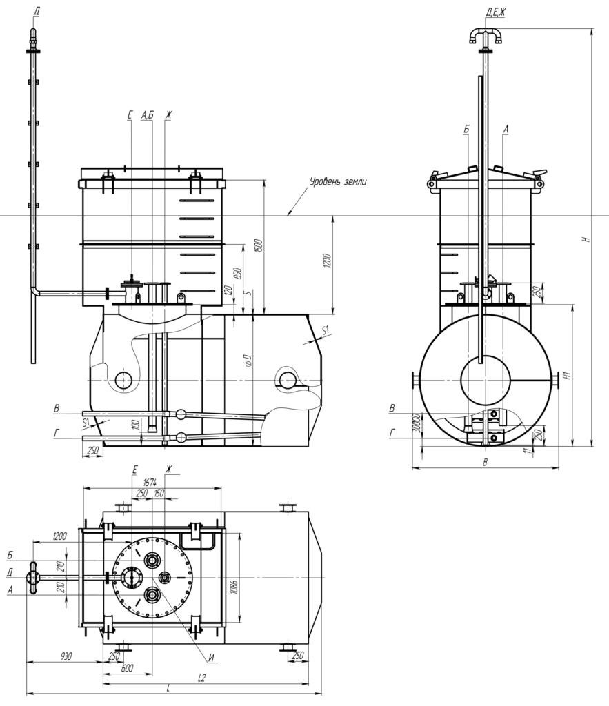 РГСп 3-10 м3